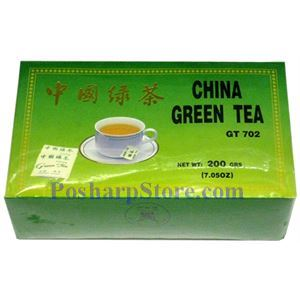 Picture of Butterfly China Green Tea 100 Teabags