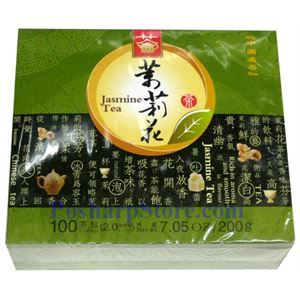 Picture of Tea Pot Jasmine Tea 100 Teabags