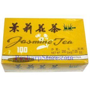 Picture of Green Field Jasmine Tea 100 Teabags