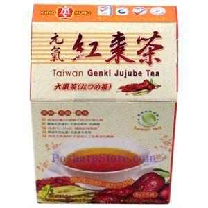 Picture of King Kung Taiwan Genki Jujube Tea