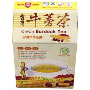Picture of King Kung Taiwan Burdock Tea