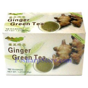 Picture of Winpeak Tea Ginger Green Tea