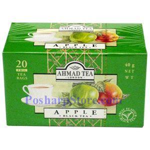 Picture of Ahmad Apple Black Tea 20 Teabags