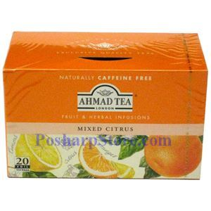 Picture of Ahmad Mixed Citrus Tea, 20 Teabags