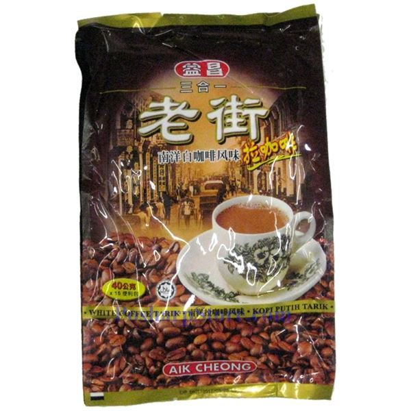 Picture for category Aik Cheong 3-In-1 Old Town White Coffee Tarik