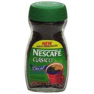 Picture of Nescafe Clasico Pure Instant Decaffeinated Coffee
