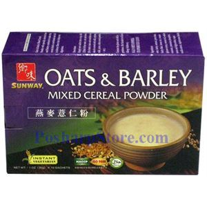 Picture of Sunway Oats & Barley Mixed Cereal Powder