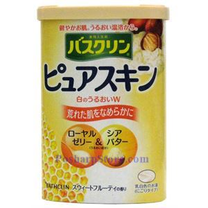 Picture of Tsumura Bathclin Bath Salt Royal Jelly and Shea Butter