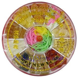 Picture of Happy New Year Assorted Candied Fruits