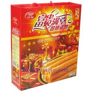 Picture of Yu Jia Riches and Honour Egg Rolls