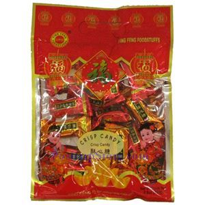 Picture of Ying Feng Foodstuffs Crysp Candy of Nuts and Black Sesames