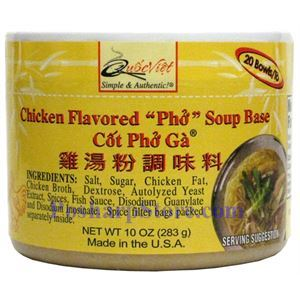 "Picture of Quoc Viet Foods Chicken Flavored ""PHO"" Soup Base"
