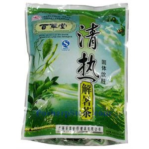 Picture of Baicaotang Instant Herbal Tea for Heat