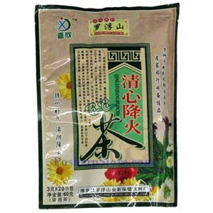 Picture of Jiaxin Luofu Herbal Teabags for Heat Clearing & Detoxification