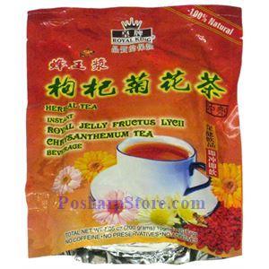 Picture of Royal King Royal Jelly Fructus Lycii & Chrysanthemum Herbal Tea