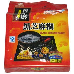 Picture of Xuebolong  Traditional Handmade Black Sesame Paste