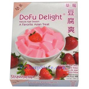 Picture of Jen Yi Strawberry Dofu Delight