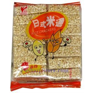Picture of Green Day Japanese Rice Crackers