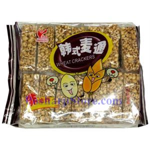 Picture of Green Day Korean Wheat Crackers