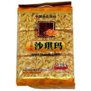 Picture of Jinyizhen Sachima (Shaqima) with Sesame 21.4 oz