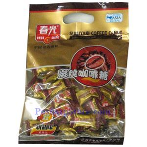 Picture of Chunguang Sumiyaki Coffee Candy 8 oz