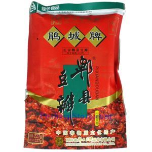Picture of Juancheng Pixian Broad Bean Paste (Doubanjiang) 8 oz