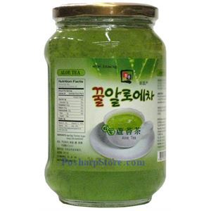 Picture of Jinxiang Honey Aloe Tea 2.2 lbs