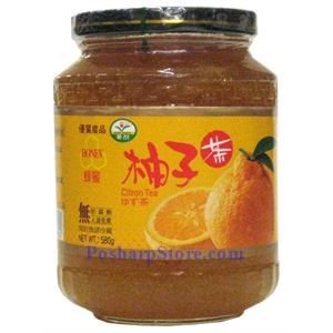 Picture of Korean Citron  Tea with Honey 20 oz