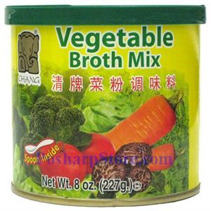 Picture of Chang Brand Vegetable Flavor Broth Mix