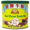 Picture of Shanggie Beef Flavor Broth Mix 8 oz