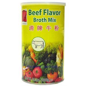 Picture of Chang Brand Beef Flavor Broth Mix 2.2 Lbs