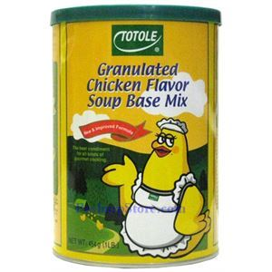Picture of Totole Granulated Chicken Flavor Soup Base Mix