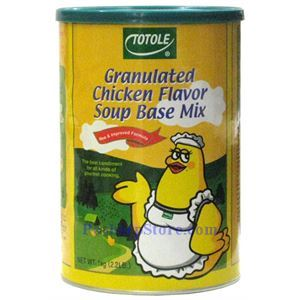 Picture of Totole Granulated Chicken Flavor Soup Base Mix  2.2Lb