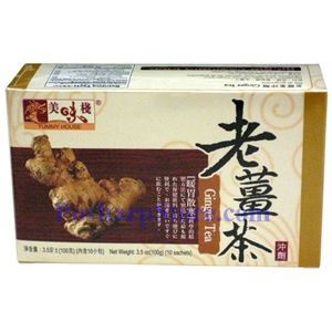 Picture of Yunny Gouse Ginger Tea