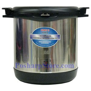 Picture of King's Korea Hi-Vaccum Thermal Insulation Pot