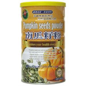 Picture of Fresh Bean House Pumpkin Seed Powder 21 oz
