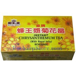 Picture of Royal King Instant Chrysanthemum Tea with Royal Jelly