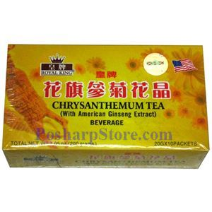 Picture of Royal King Instant Chrysanthemum Tea with American Ginseng Extract