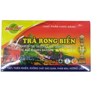 Picture of Hung Phat Seaweed Tea, 25 Teabags