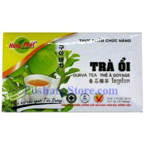 Picture of Hung Phat Guava Tea, 25 Teabags