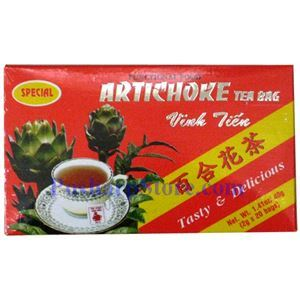 Picture of Functional Food Artichoke Tea, 20 Teabags