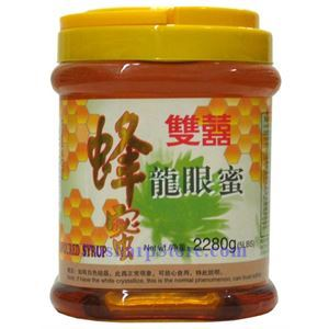 Picture of Shuangxi Longan Honey Syrup 5 lbs
