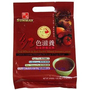 Picture of Sunway Red Wheat & Red Barley Mixed Instant Cereal