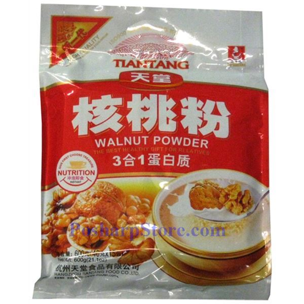 Picture for category Tiantang 3-In-1 Instant Walnut Nutritious Powder