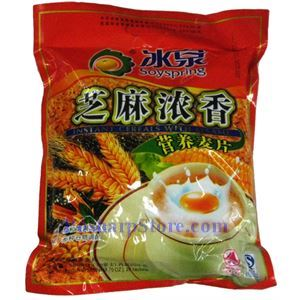 Picture of Soyspring Instant Sesame Cereal