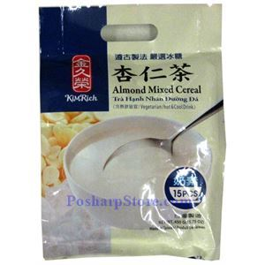 Picture of Kimrich Premium Instant Almond Mixed Cereal with Rock Sugar