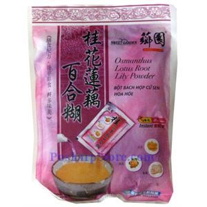 Picture of Sweet Garden Instant Lotus Root Powder with Osmanthus and Lily Bulbs