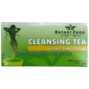 Picture of Botani Zone Cleasing Tea With Lemon Flavor,18 Teabags