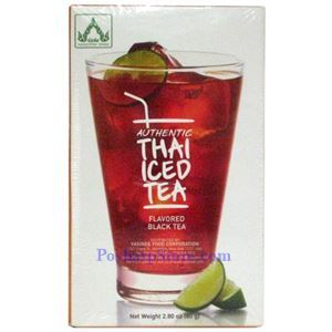 Picture of One Brew Thai Ice Tea with Black Tea Flavor 20 Teabags