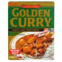 Picture of S&B  Golden Curry Sauce with Vegetables Medium Spicy 8.1 Oz